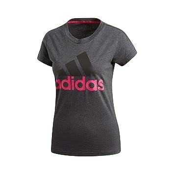 1269c6e25b032 adidas Damen ESS Li SLI T-Shirt: adidas Performance: Amazon.de ...