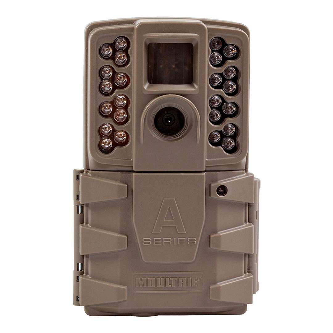 Moultrie 2017 A 30 Game Camera | All Purpose Series | 0.7s Trigger Speed Mobile Compatible A-30 (2017) Game Camera