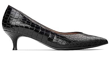 55968de4da0ca Amazon.com   Vionic Women's Kit Josie Kitten Heel - Ladies Heels ...
