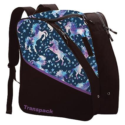 Transpack Edge Junior Ski Boot Bag 2019 - Unicorn