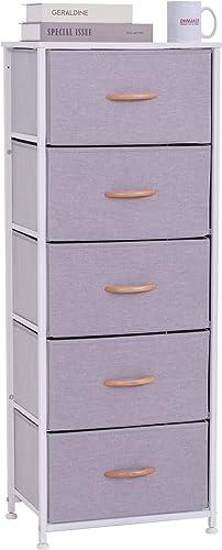 DHMAKER Vertical Dresser Storage Tower