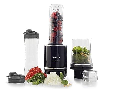 Breville Procesador de Alimentos Blend Active Pro con, 300 W, 0.5 l, Negro
