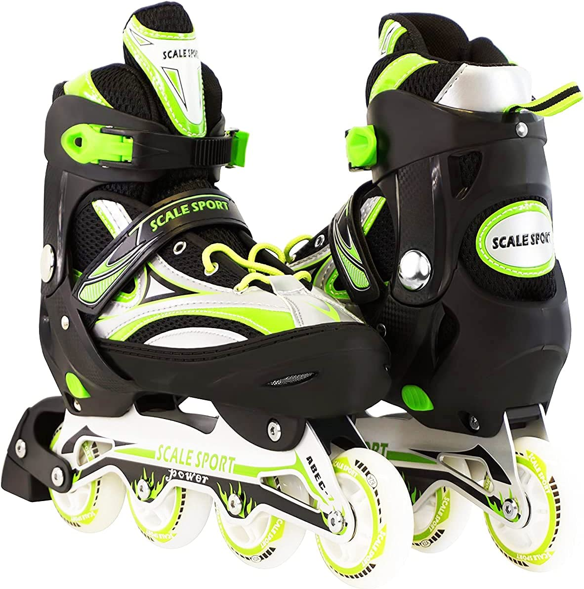 Adjustable Inline Skate Ranking TOP1 Size 8-11 US for Ladies Teens 2021 new Or