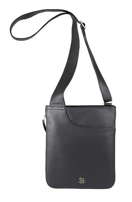 2bcd7f7203ff1 Radley Pockets Shoulder Bag black: Amazon.co.uk: Luggage