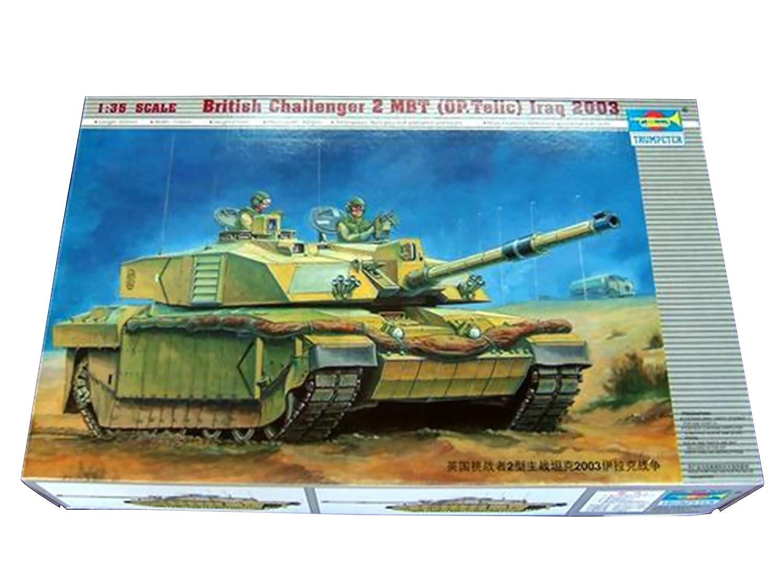 Trumpeter 00323 1 /35 British Challenger 2 MBT (op。Telic) イラク2003 B07CPRNSF9