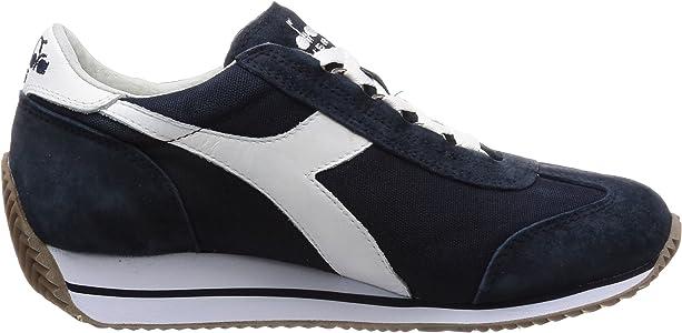 Diadora Heritage, Donna, Equipe W Sw HH, Suede Canvas, Sneakers, Grigio