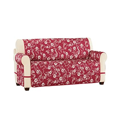 Incredible Amazon Com Paisley Scroll Ultra Furniture Cover Protector Alphanode Cool Chair Designs And Ideas Alphanodeonline