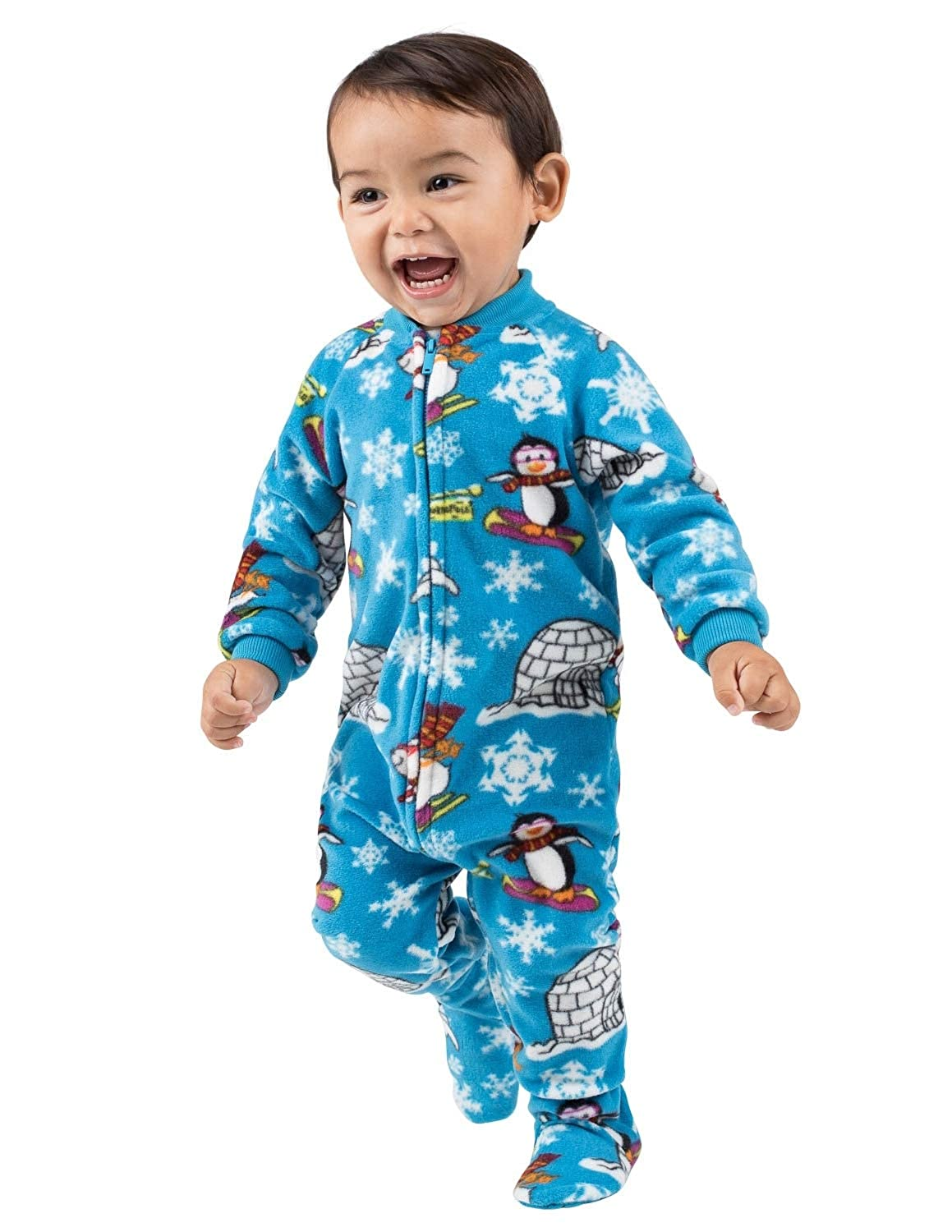 売り切れ必至! Footed 0 Pajamas SLEEPWEAR ユニセックスキッズ Footed Small (Fits B0099RRQAW 0 - 3mos.) B0099RRQAW, カミヤクチョウ:50356c8f --- a0267596.xsph.ru
