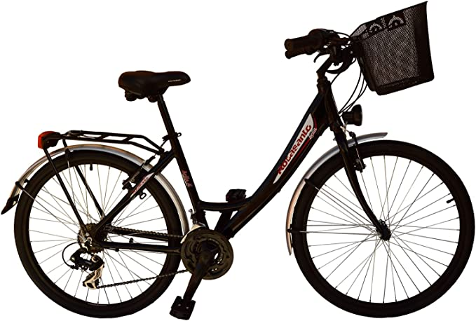 Bicicleta de paseo Rocasanto BELLA AL, ruedas 26