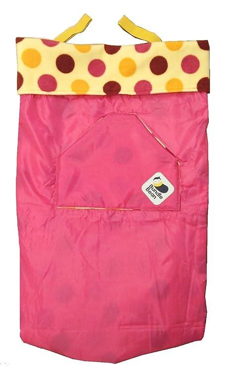 BundleBean AS221 PINK - Manta-sábana para carrito