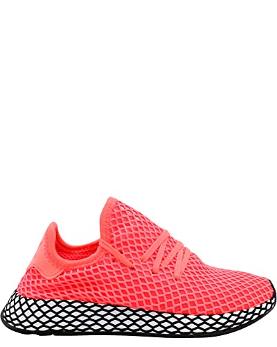 ea76ffeb5 adidas Originals Deerupt Runner Shoe - Junior s Casual 3.5 Turbo Black