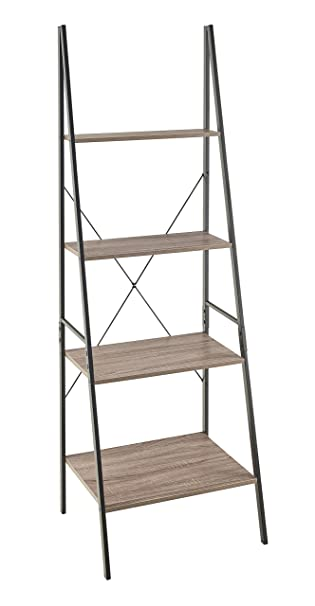ClosetMaid 1316 Ladder Shelf, Gray