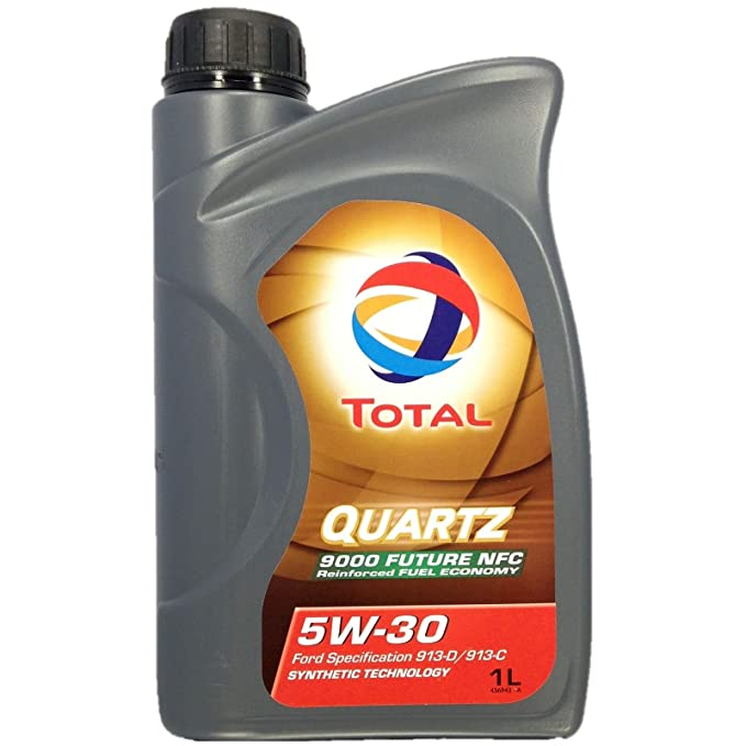 Total 183199 Quartz 9000 Future NFC 5W30 Lubricante, 5L: Amazon.es: Coche y moto