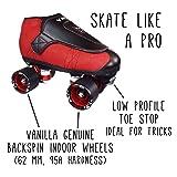 VNLA Code Red Kids/Adult Jam Skates | Quad Roller