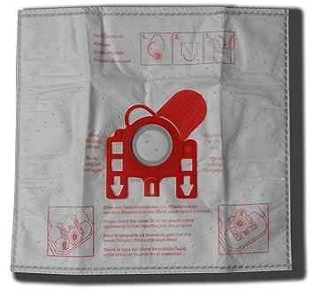 10 bolsas para aspiradora Miele S 771 Tango, Tango Plus ...
