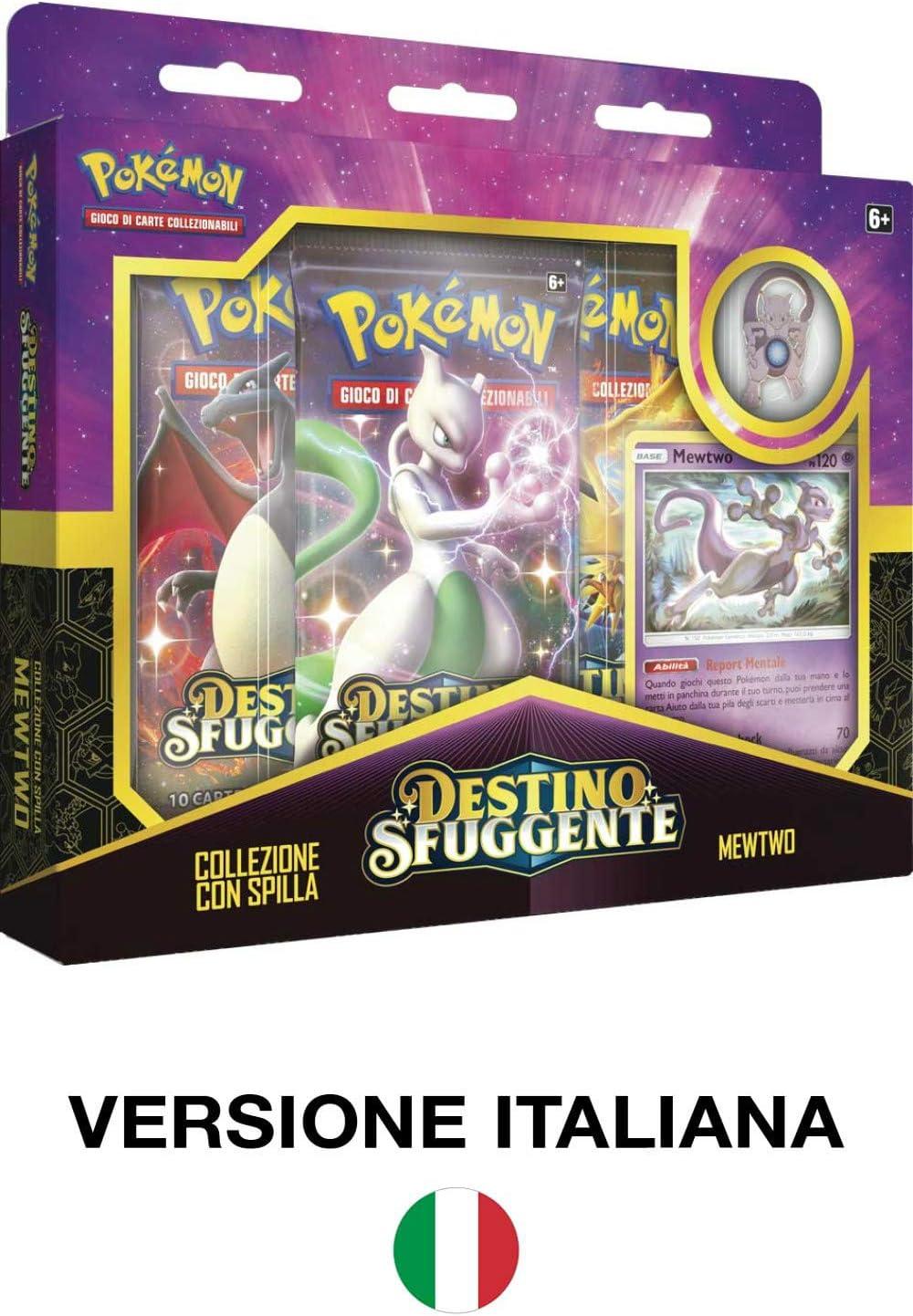IT Pokemon Tin da collezione SM11.5 Destino Sfuggente GX