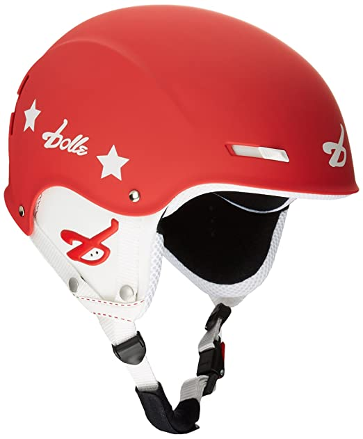 Bolle Switch 30411 - Casco de esquí unisex, color Rojo (Red Old School)