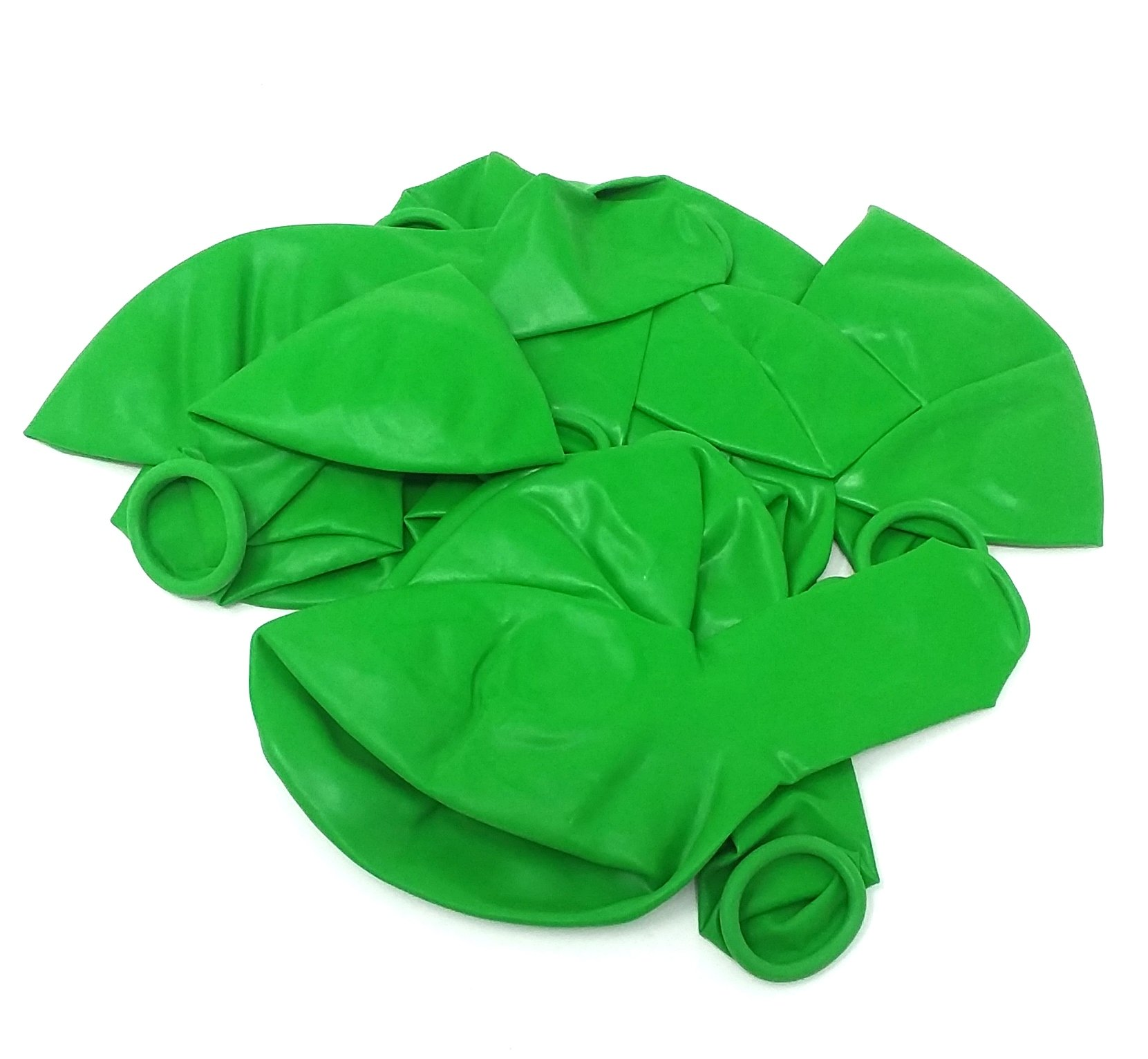 2,000 GREEN 12'' PARTY BALLOONS BULK WHOLESALE LOT by Chachlili