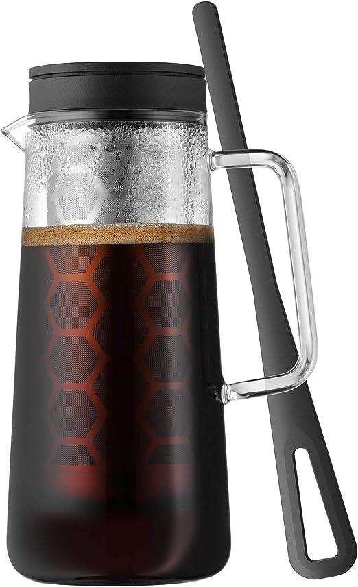 WMF Coffee Time Cafetera de Filtro, Cristal, Vidrio: Amazon.es: Hogar