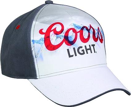 bfb602b0ba7 Amazon.com  Outdoor Cap Men s Coors Light Cap