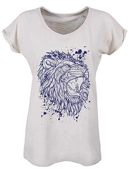 Unorthodox - Camiseta - Estampado - para Mujer Blanco Blanco Small: Amazon.es: Ropa y accesorios