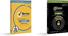 ノートン セキュリティ プレミアム 1年3台版 + WiFi プライバシー 1年3台版 (同時購入版) | Win/Mac/iOS/Android対応