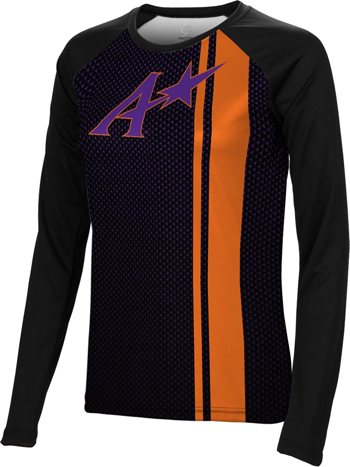 Spectrum Sublimation Women's University of Evansville Vintage Long Sleeve