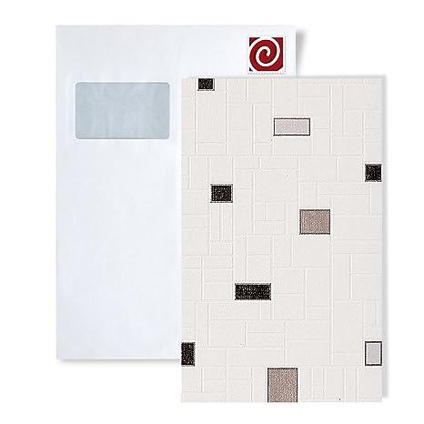 Wallpaper Sample Edem 584 Series Vinyl Wallpaper Modern Mosaic Tile Decor S 584 Xx S 584 20