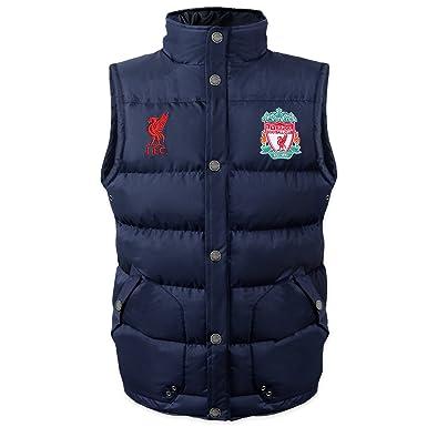 survetement Liverpool gilet