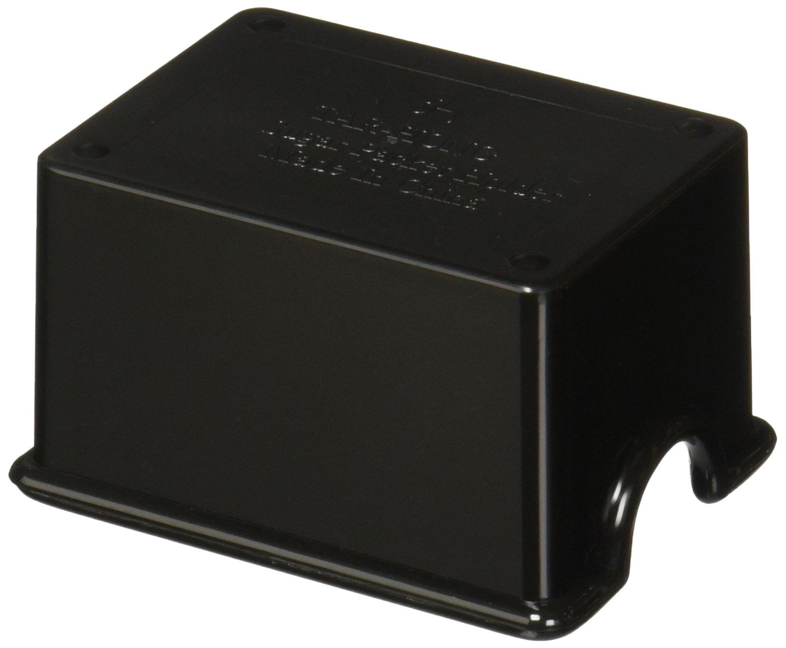 Thunder Group PLSP032BK 12-Pack Sugar Packet Holder, Black
