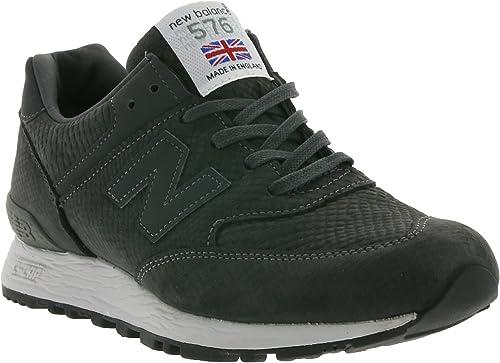 New Balance 576 Damen Schuhe Echtleder-Sneaker Turnschuhe ...