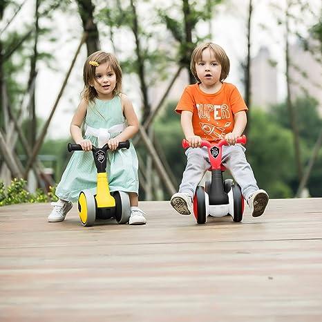 WWWNYY Andador de Scooter para niños, Balance carslide Car Walking ...