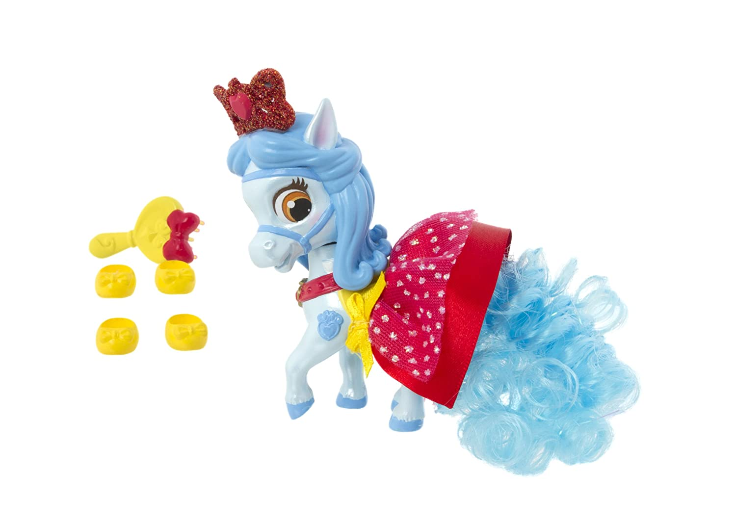 Disney Princess, Palace Pets, Primp & Pamper Ponies, Snow Weiß's Sweetie by Disney Princess