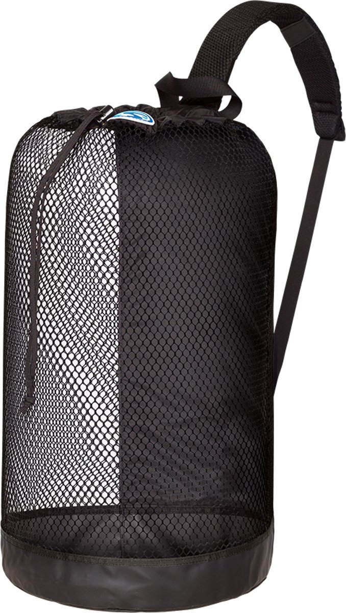 Stahlsac B.V.I. Mesh Backpack (Black)