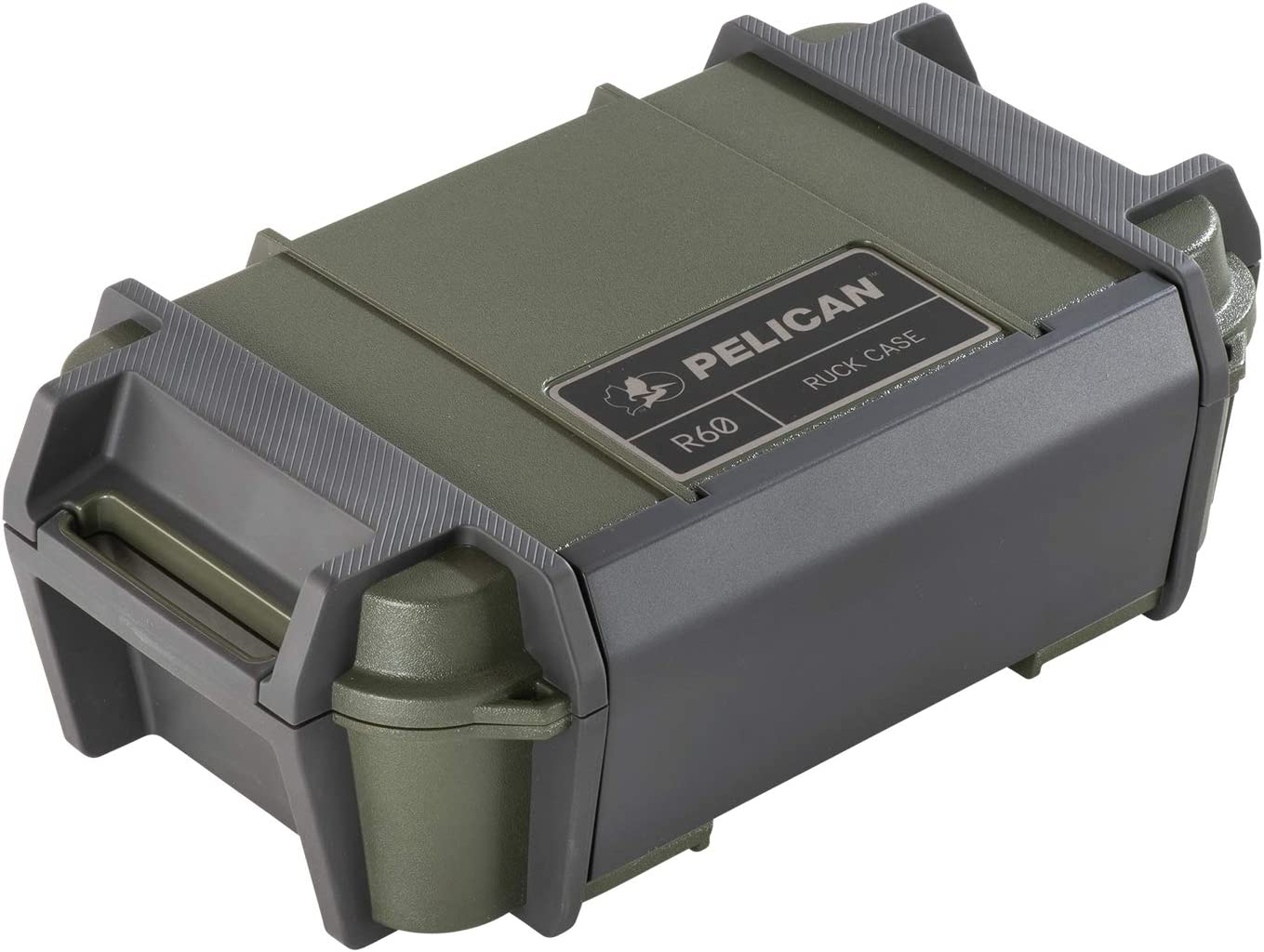 Pelican Ruck R60 Case (OD Green)