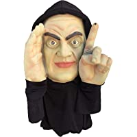 Deals on Scary Peeper Electronic Tapping Window Halloween Decoration