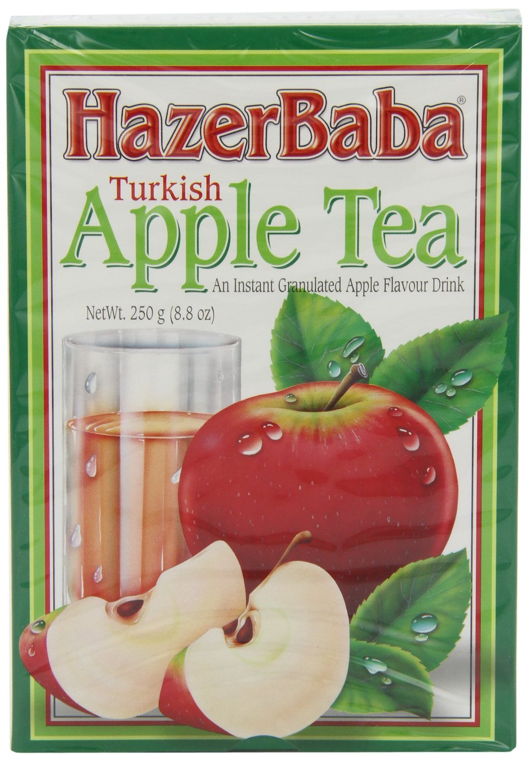 - Hazerbaba Turkish Apple Tea| 250 g |- SUPER SAVER - SAVE MONEY by Hider Food Imports Ltd