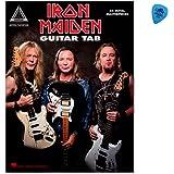 Iron Maiden: Guitar Tab - 25 Metal Masterpieces aus Reihe Guitar Recorded Versions - Songbook mit Dunlop Plek