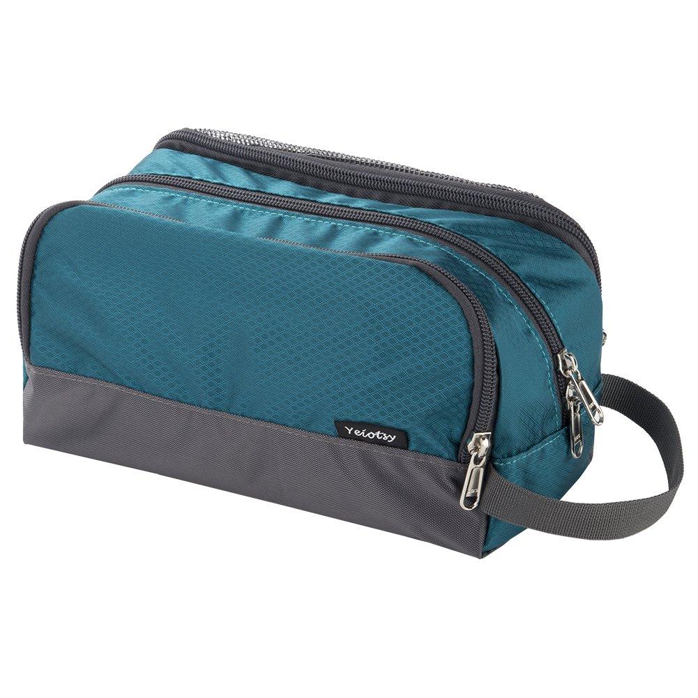Amazon.com : Shower Bag, Yeiotsy Travel Toiletry Organizer Small ...