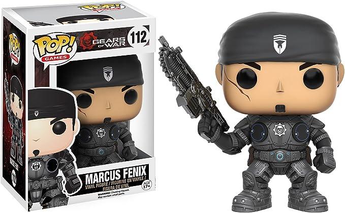 Gears of War Pop Vinyl figurine Marcus Fenix
