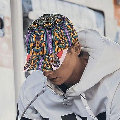Gorro para Hombre Fresco Gorros raperos Rap y Hip-Hop Gorro de ...