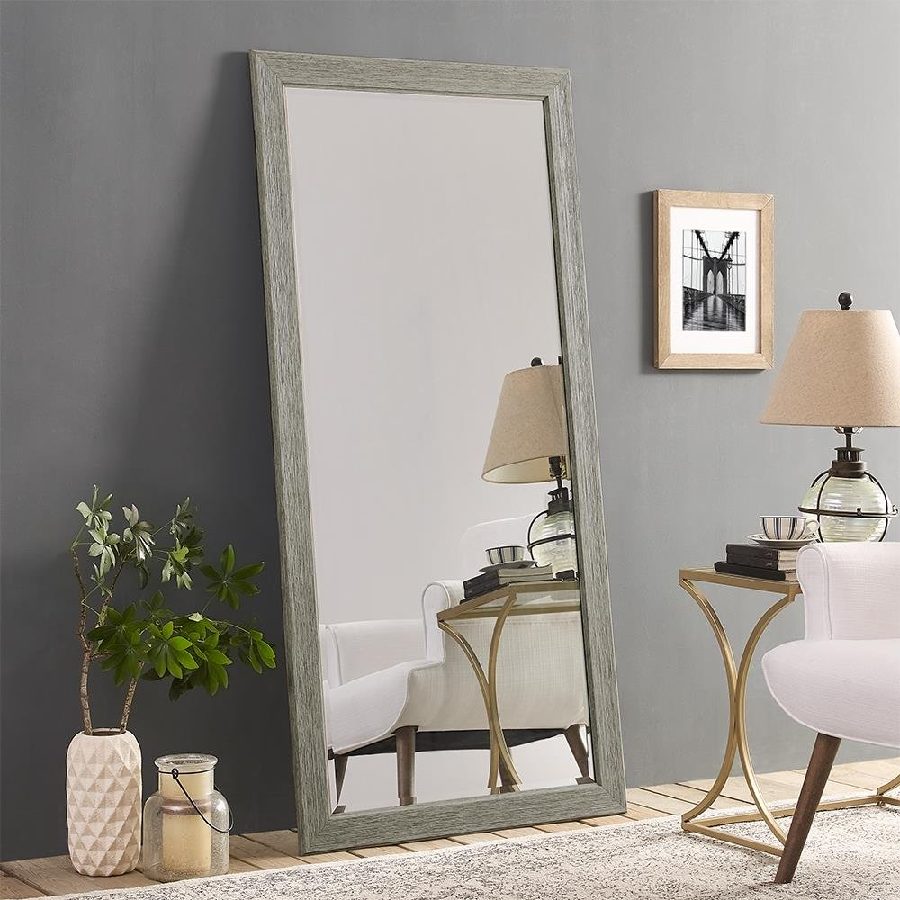 Naomi Home Rustic Mirror Natural/66 x 32
