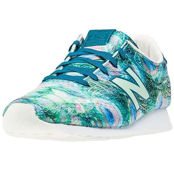 New Balance 420 Damen Schuhe Sneaker Turnschuhe Grün WL420DPE