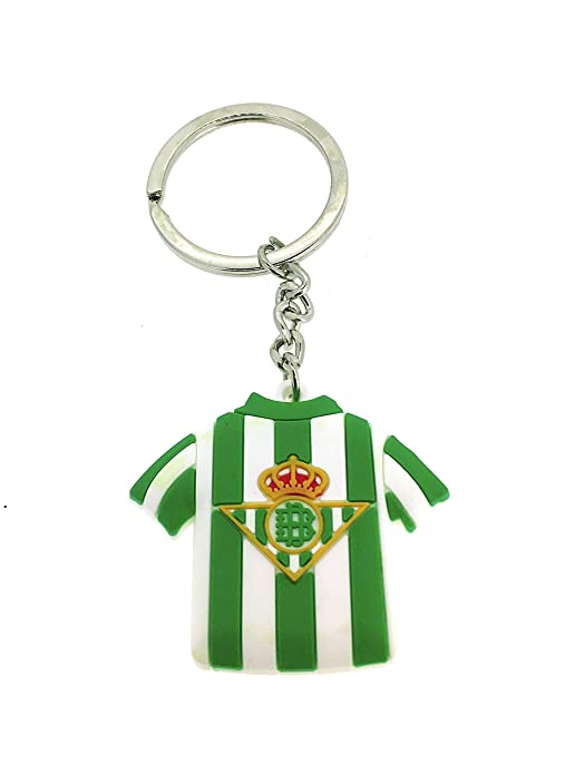 Gemelolandia Llavero Camiseta Real Betis Balompié Producto ...