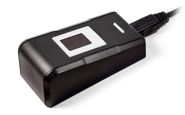 NEXT Biometrics Scallop NB-3023-U2 USB Fingerprint Reader (Works with Windows Hello)