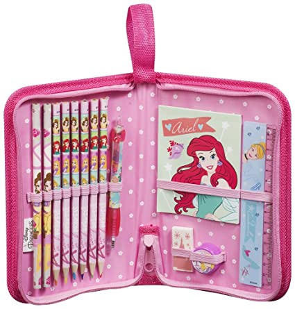 Amazon.com: Disney DSP11-6056 Princess Basic - Estuche para ...