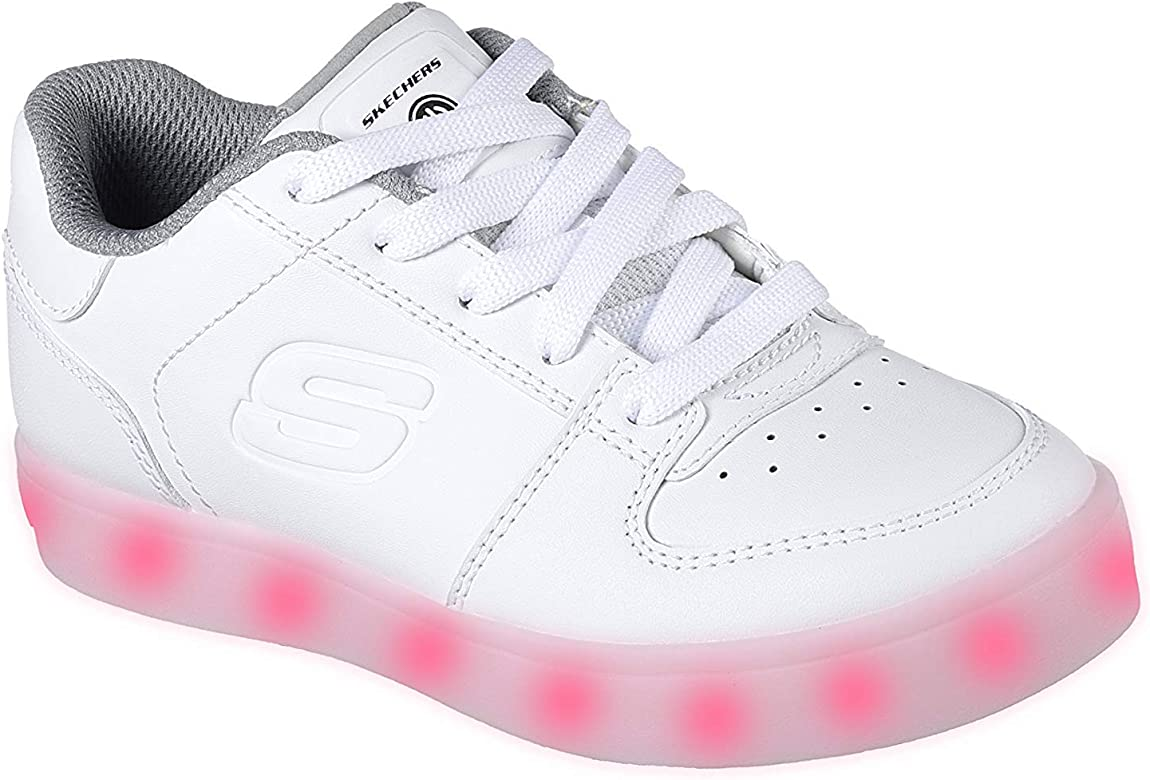 zapatos skechers led lighting