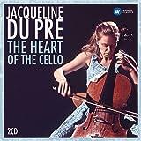 进口CD:杜普蕾-挚爱大提琴 Jacqueline Du Pre-The Heart Of The Cello(2CD)96950322