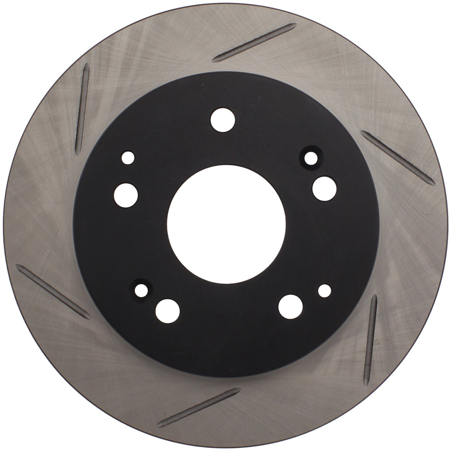 StopTech 126.40042SR Sport Slotted Brake Rotor- Rear Right