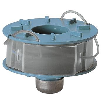 Bobina de hilo de recambio GARDENA: carrete de hilo intercambiable para desbrozadoras o desbrozadoras turbo art. 2403 (5366-20)